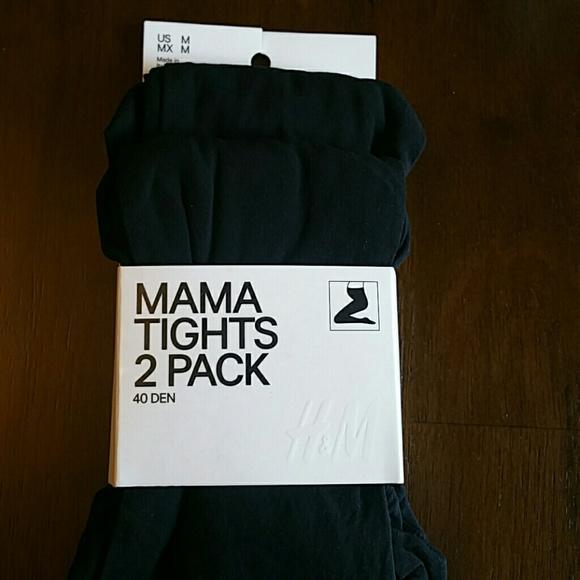 6095d82eee444 H&M Intimates & Sleepwear   Hm Mama Maternity Tights   Poshmark